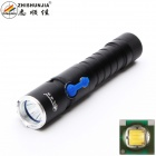 ZHISHUNJIA 588XPE T6 LED 300lm 3-Mode Cool White Flashlight