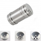 Stainless Steel Seasoning Tank Can - Silver