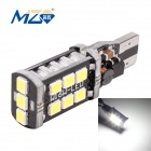 MZ T15 3W Branco LED Car Brake / Backup Light com corrente constante - Preto