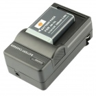 DSTE 1500mAh NB-13L Battery + DC161 Charger for Canon PowerShot G7X