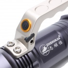 ZHISHUNJIA K108 3-Mode White Flashlight w/ Cree XP-E Q5 - Dark Grey