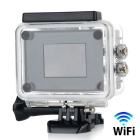 Smartron Wi-Fi 170' 1080p Waterproof Action Sports Camera - Silver
