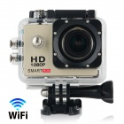 Smartron Wi-Fi 170' 1080p Waterproof Action Sports Camera - Golden
