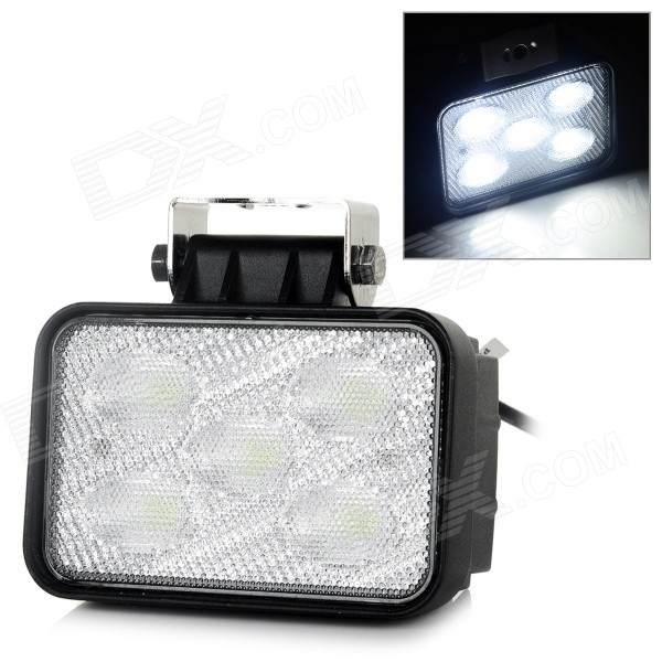 1150 50W 1900lm White LED Cross-country Spotlight Lamp