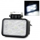1150 50W 1900lm White LED Cross-country Spotlight / Working / Roof / Emergency / Forklift Truck Lamp