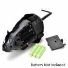 Wireless R/C Lifelike Rat Mice Toy w/ Remote Controller - Black