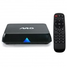 M8 4K quad-core Android 4.4 google TV player com 2GB de RAM, 8GB rom, xbmc, wi-fi, EU plug