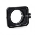 RUITAI Lens Protector with Hood for Gopro Hero 4/3+ /3 - Black+ Transparent