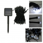 IN-Color IN-100 2W Solar Powered White Light 100-LED String Light