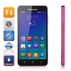 Lenovo S850 MTK6582 Quad-Core Android 4.4 WCDMA Phone w/ 5.0″ IPS, 13MP Cam, 16GB ROM – Pink