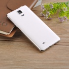 N9100 MT6572 Android 4.4 Phone w/ 512MB RAM, 4GB ROM - White + Silver