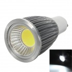 GU10 7W COB LED lámpara bulbo blanco neutro 600lm (ac 85 ~ 265V)