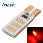MZ T10 6W COB LED Canbus Decode Red Light 700nm 240lm Lamp (12V)