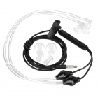 Cwxuan Air Pipe Anti-Radiation Bass In-Ear Earphones w/ Mic. - Black