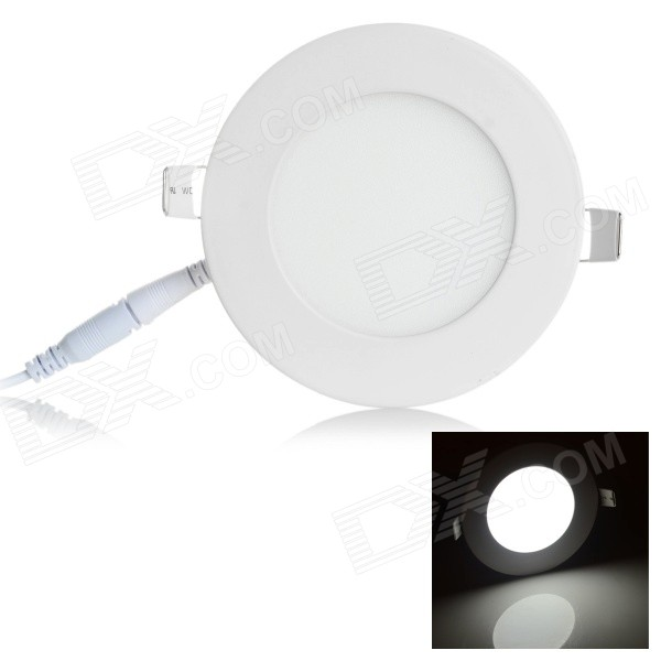 6W 326lm Ceiling Light White Light 6000K 30-SMD 2835 LED (100~240V)