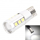 MZ 7.5W T8 15-SMD 2323 750lm Decode White Light Car LED Clearance Lamp (12~18V)