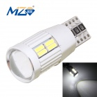 MZ T10 4W 300lm 6500K 20-SMD 4014 LED Decode White Light Car Clearance Lamp (12~18V)