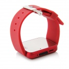 "MOWTO U8-T 1.44 ""OLED Bluetooth Smart Watch voor iOS & Android-rood"