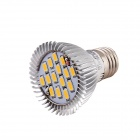 Youoklight E27 7.5W 720lm local lâmpada quente branco 15-SMD LED (6PCS)