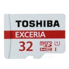 Genuine Toshiba Extreme 32GB U1 CLASS 10 Micro SD / TF Memory Card