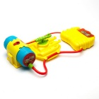 Mini Hand Type Swimming Fight Wrist Water Guns - Yellow + Green + Multi-Colored (2 PCS)