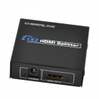 CHEERLINK ДК-102 1X2 1-в-2-1080P 3D из Mini HDMI V1.4 Splitter