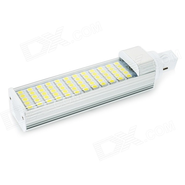G24 14W 6462K 400lm SMD 5050 Lampe blanche froide (AC 85 ~ 265V)