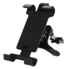 3-in-1 Universal Car Air Outlet Holder + Seat Pillow Mount Holder Bracket for Tablet PC - Black