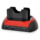 USB 3.0 All-in-1 SATA / IDE HDD Docking Station w/ One Touch Backup