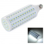E27 19W LED Corn Lamp Bulb Cold White 7035K 2400lm SMD 5730 - White (AC 110~130V)