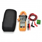 "HYELEC MS2108 digital 1,51"" LCD DC / klemme multimeter"