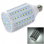 E27 20W 5730 SMD 98-LED 1500-Lumen Cold White Lamp Bulb (220~240V)