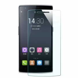 Mr.northjoe 0.3mm 2.5D 9H Tempered Glass Screen Guard Protector for OnePlus One - Transparent