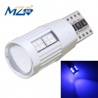 MZ T10 4W 300lm 20-SMD 4014 LED Blue Light Decode Car Clearance Lamp (12~18V)
