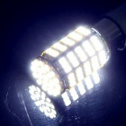 YouOKLight 1156/BA15S/P21W 5W 480lm 127-SMD 1206 White Car Lamp (4PCS)