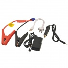 CARKING 14000mAh Car Emergency Jump Starter LED Torch - Black