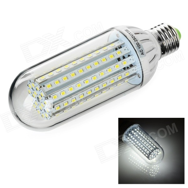 e27 11w 1000lm smd 2835 cold white led corn light bulb 100 250v free shipping dealextreme. Black Bedroom Furniture Sets. Home Design Ideas