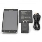 Lenovo A806 Android4.4 Octa-core 4G Phone w/ 2GB RAM, 16GB ROM - Black