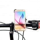 MINI SMILE Bicycle Mount Holder for Samsung Galaxy S6 Edge - Black