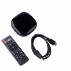 A20S quad-core android 4.2 TV player com ram de 512MB, ROM de 4GB - preto