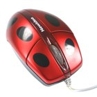 Lady Bug USB Optical Mouse