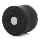 EWA A109 Wireless Bluetooth V2.1 Speaker w/ TF - Black + Silver