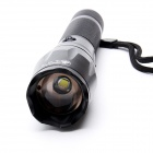 ZHISHUNJIA 103A-T6 900lm 5-Mode White Zooming Flashlight