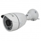 HOSAFE CMOS 2.0MP 1080P ONVIF IP-camera w / 36-IR-LED - Wit (US Plugs)