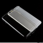 TPU Case + Tempered Glass Film + Lens Guard Ring for IPHONE 6 - Grey