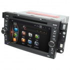 "LsqSTAR ST-704 7"" Android 4.4 Car DVD Player w/ GPS, Wi-Fi for Chevrolet Captiva, Aveo, Epica, Lova"