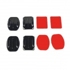 37-in-1 Outdoor Accessories Kit for Gopro Hero 4 / 3+ / 3 / 2 - Black