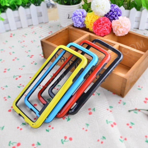 Durable & Ultrathin Frame for Samsung Galaxy S6 - Mixed Color (4PCS)