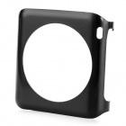 Protective Aluminum Alloy Watch Screen Protector for 38mm APPLE WATCH - Black