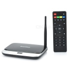 Q7 Android 4.4 TV Box Full HD 1080P RK3188 TV Player w/ 1GB RAM, 8GB ROM, Remote Controller, US Plug